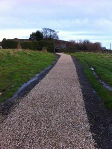 Tarrants with new path