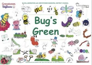 Bug's Green in Greystones Ireland