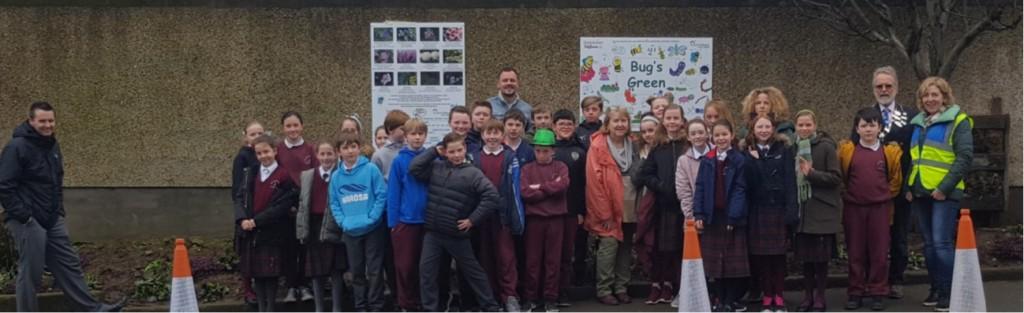 Bug Houses in Greystones Ireland