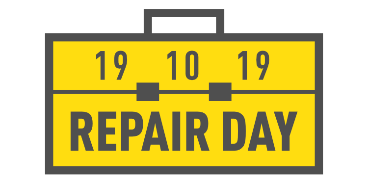 International Repair Day 2019