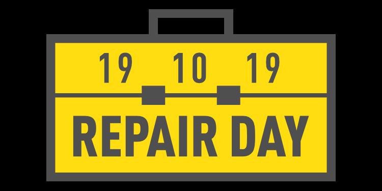 International Repair Day 2019