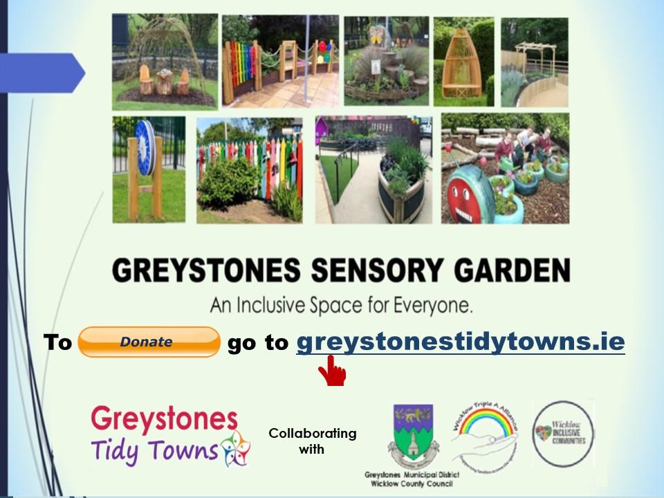 Greystones Sensory Garden
